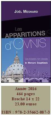 Mesnard Apparitions Ovnis